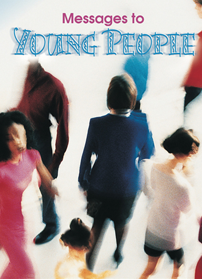 Messages to Young People - Christian Books