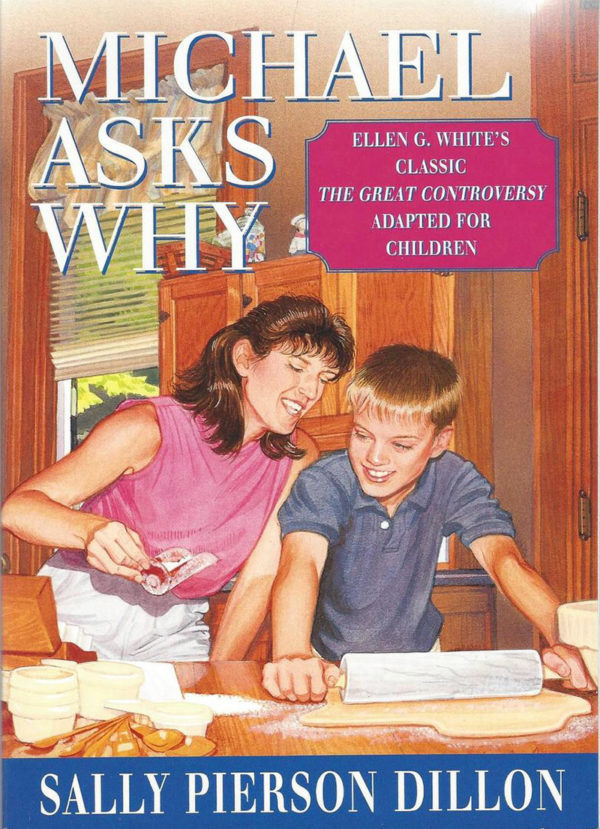 Michael Asks Why - Book for Teens