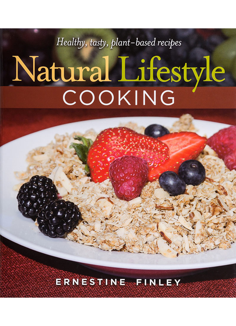 Natural Lifestyle Cooking - Health Food Books