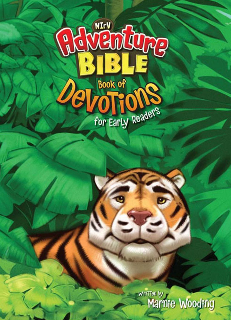NIrV Adventure Bible Book of Devotions