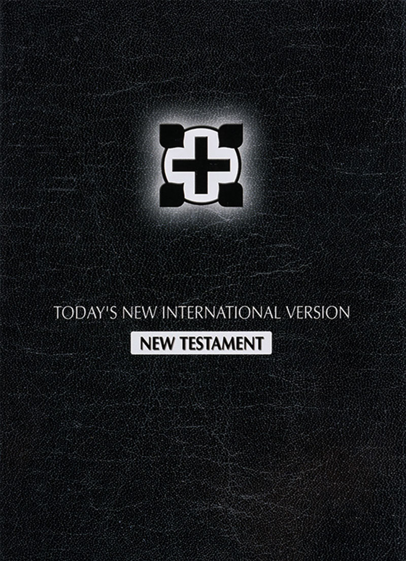 NIV New Testament Bible - Bibles - LifeSource Bookshop
