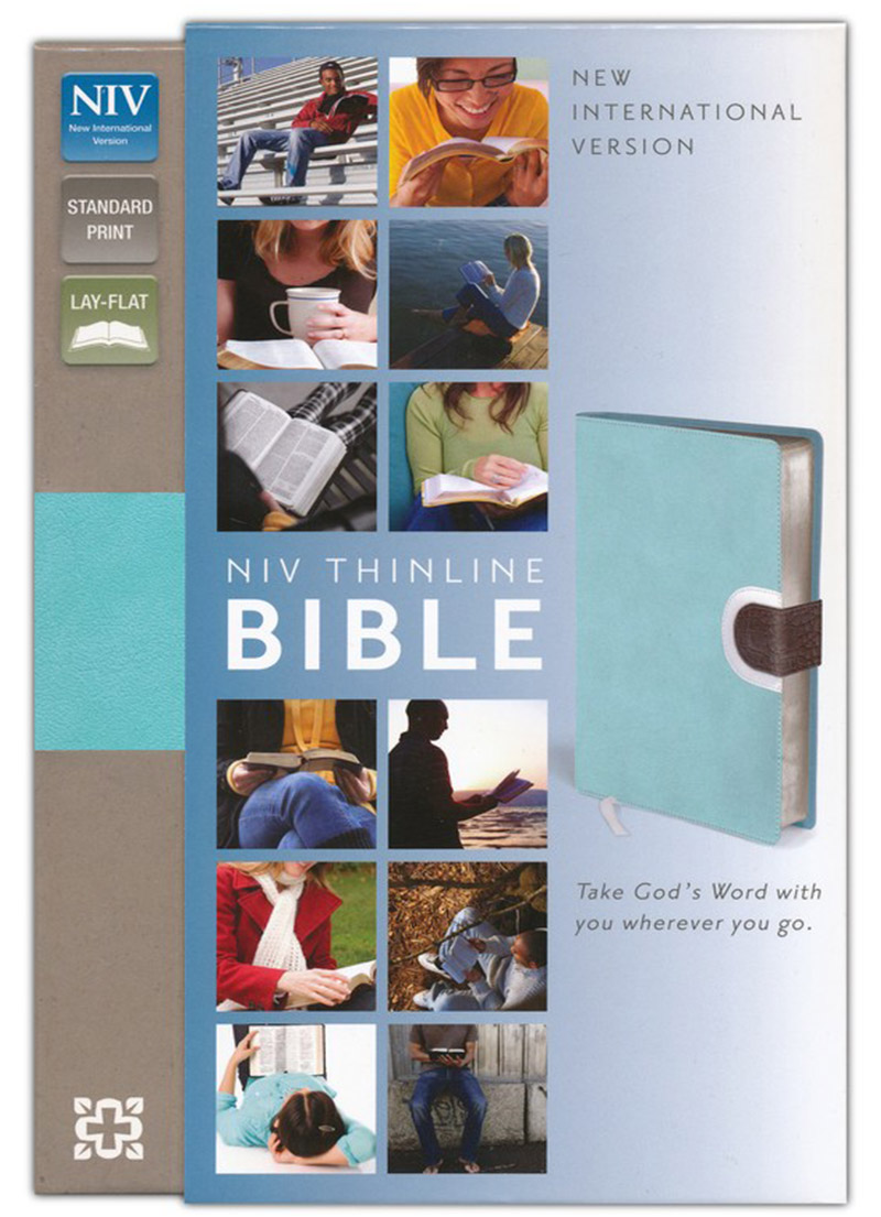NIV Thinline Compact Bible