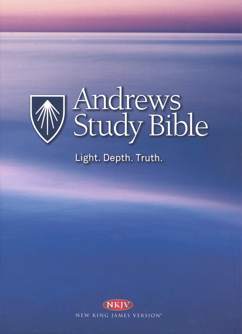 NKJV Andrews Study Bible (Hardcover) - Bibles