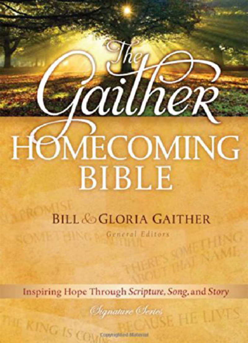 NKJV Gaither Homecoming Bible - Bibles