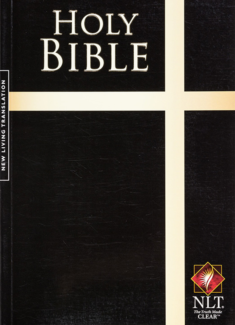 NLT Holy Bible - Bibles - LifeSource Bookshop