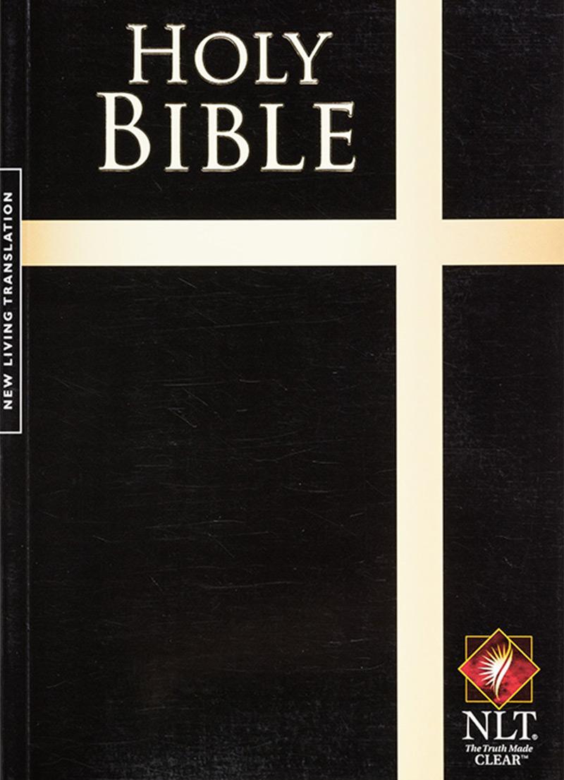 NLT Holy Bible - Bibles - LifeSource Bookshop