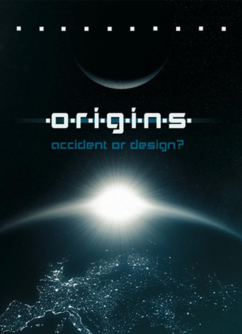 Origins - Accident or Design - Christian Books