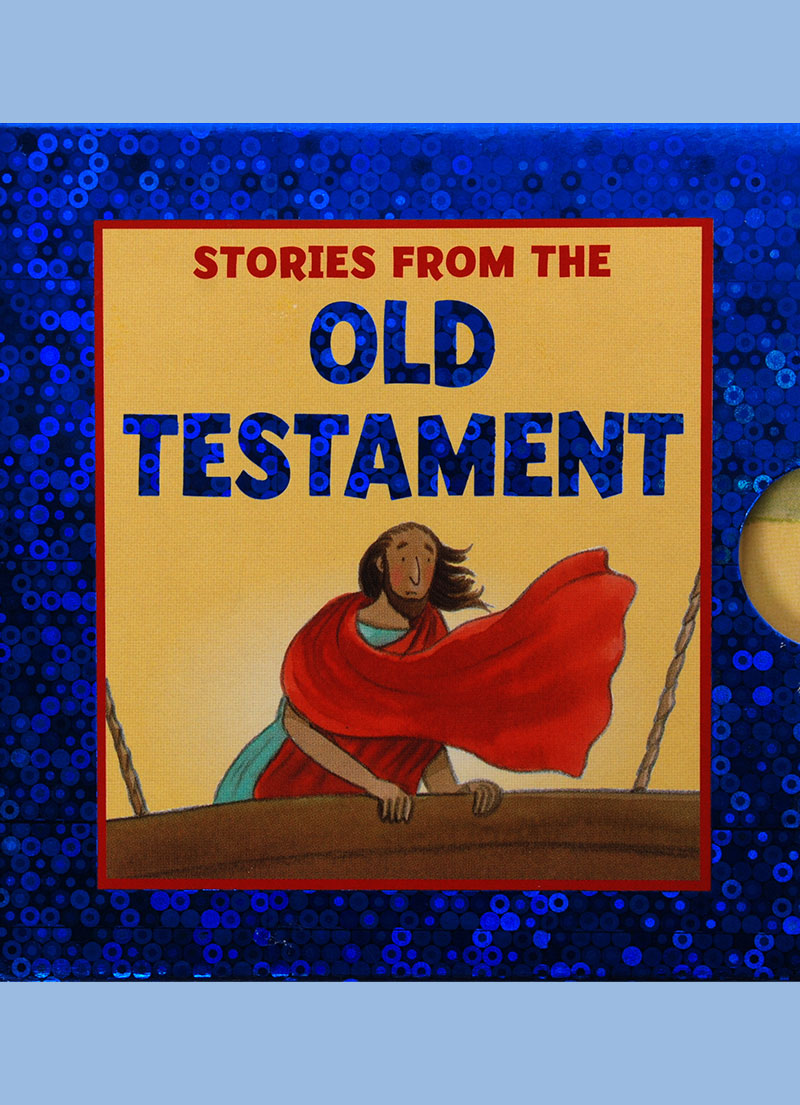 Old Testament Stories (6 Book Set) - Story Books