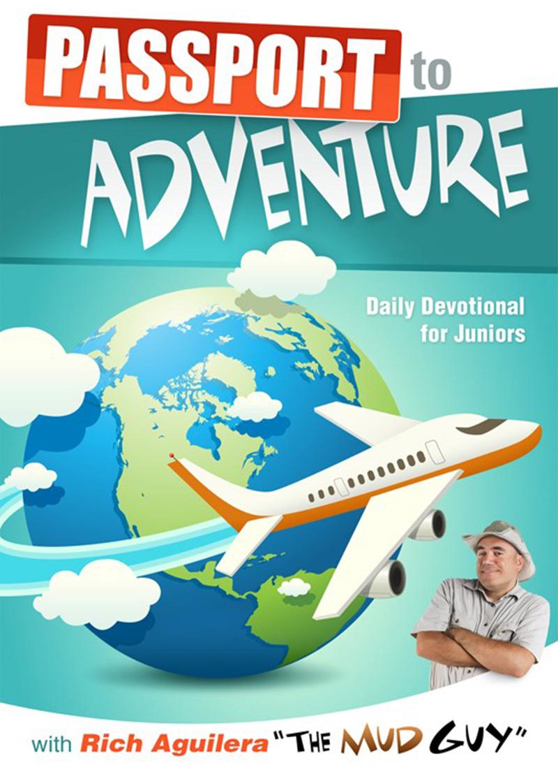 Passport to Adventure - Christian Devotionals