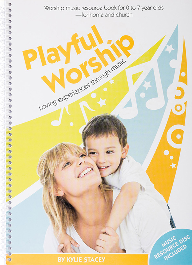 Playful Worship - Music Books - LifeSource Christian Bookshop