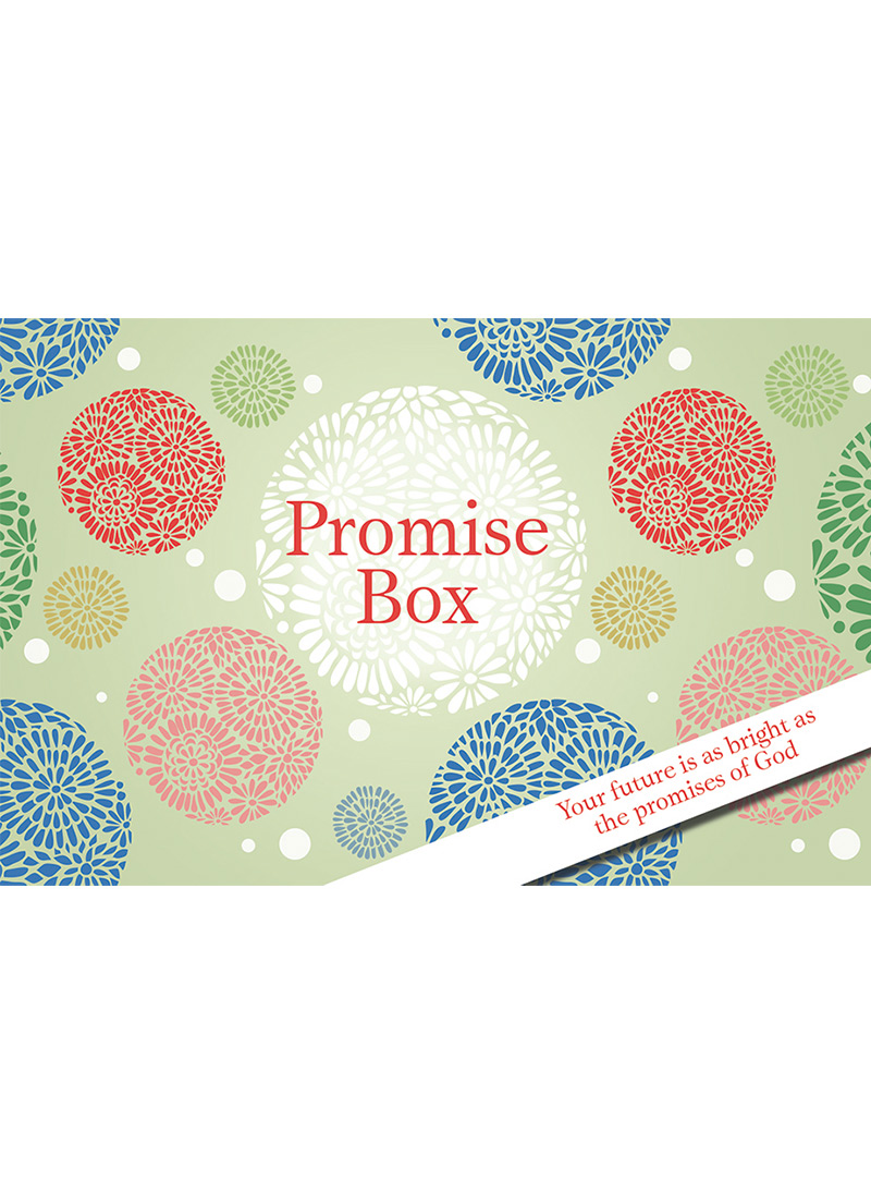 Traditional Promise Box - Christian Gifts