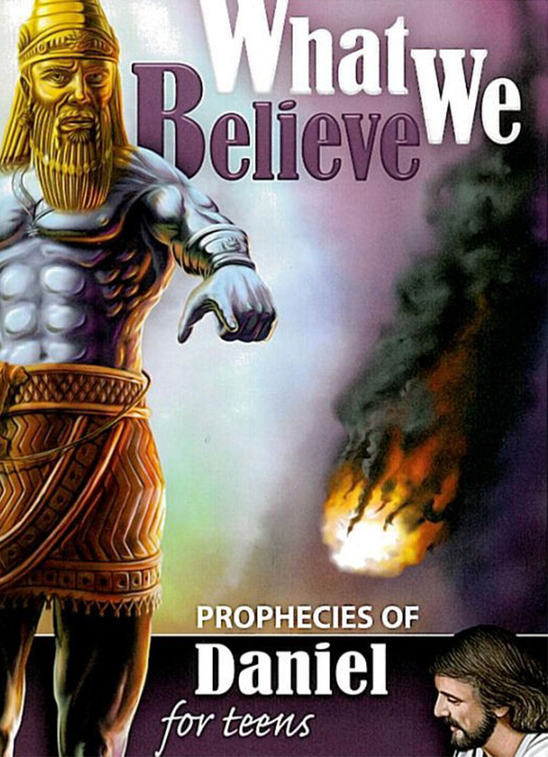 Prophecies of Daniel for Teens - Books for Teens