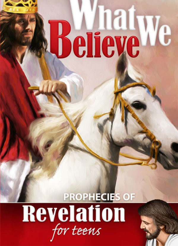 Prophecies of Revelation for Teens - Books for Teens