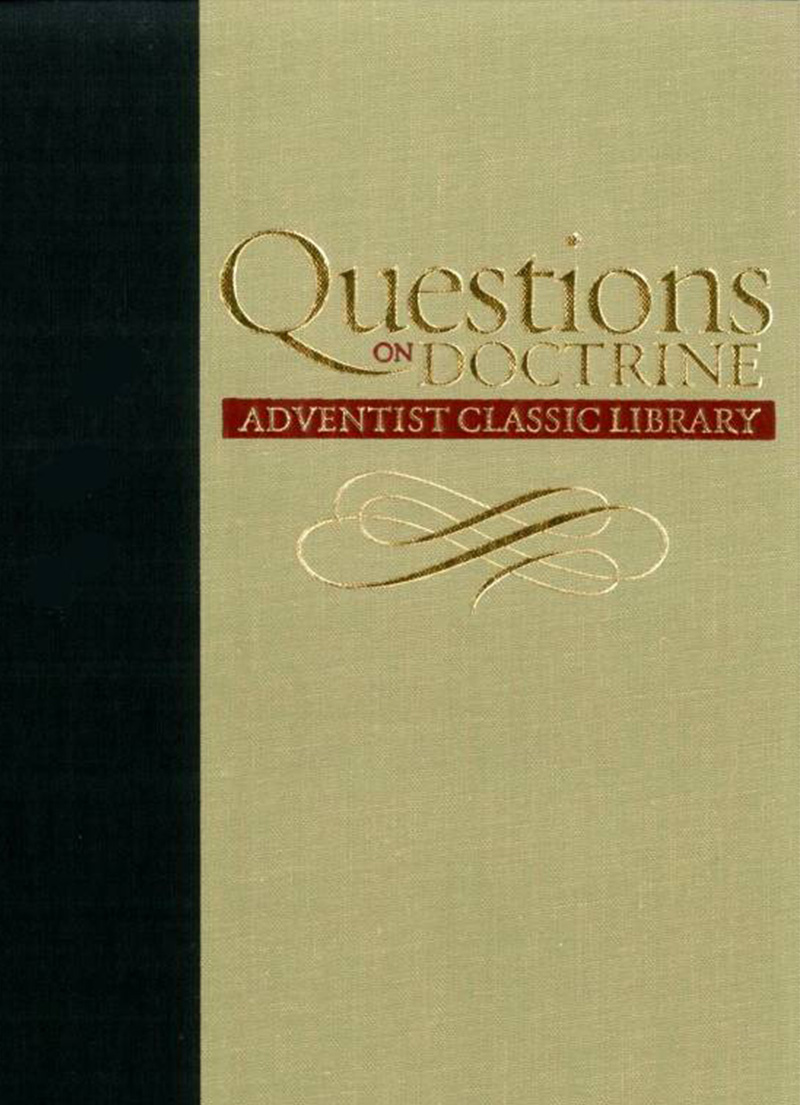 Questions on Doctrine - Christian Books