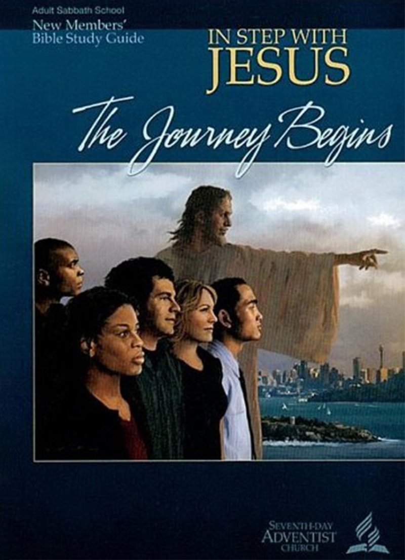 In Step with Jesus (Study Guide for New Believers)
