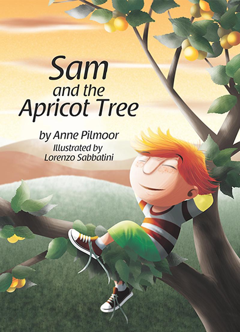 Sam & the Apricot Tree - Children's Books