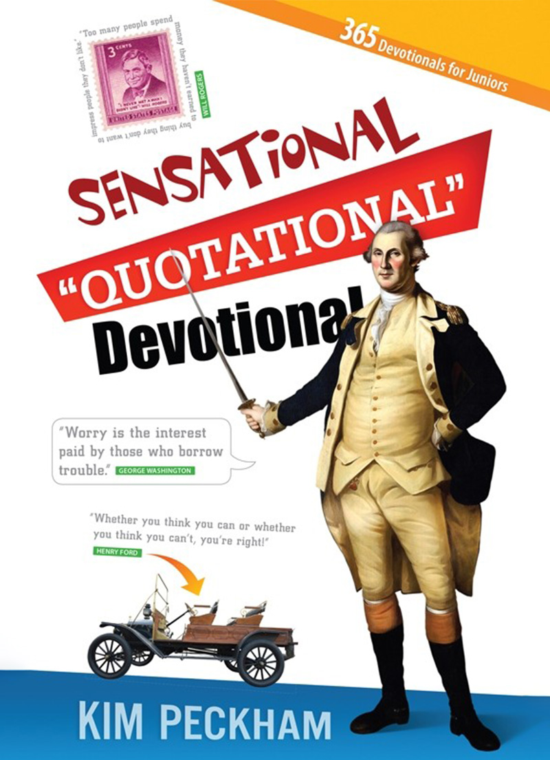 "Sensational ""Quotational"" Devotional - Christian Devotionals"