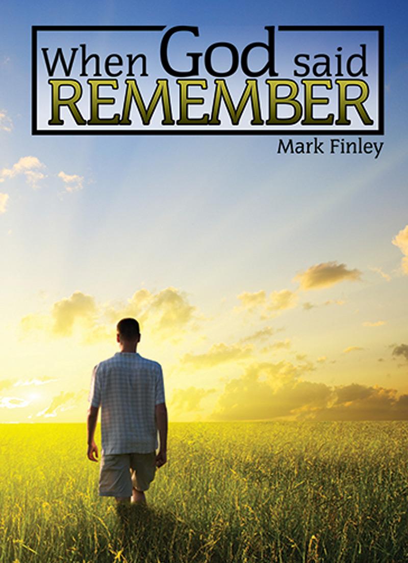 When God Said Remember - Christian Books