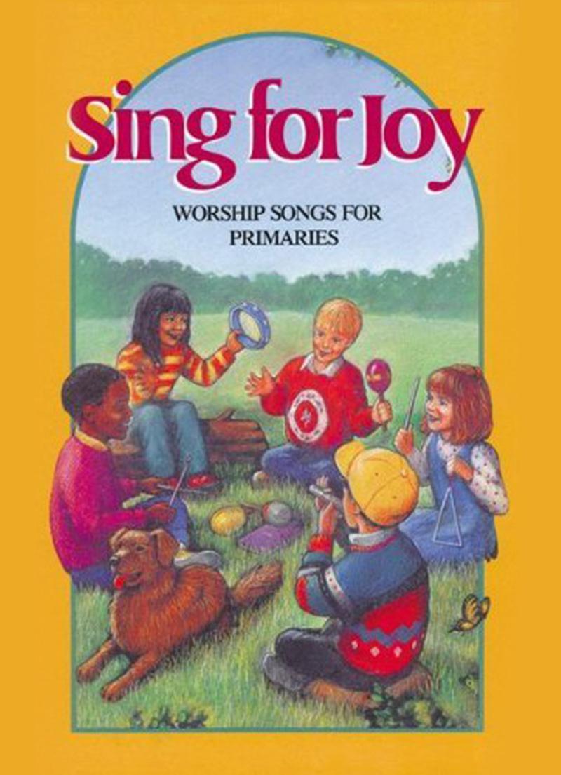 Sing For Joy (Spiral Bound) - Children's Books