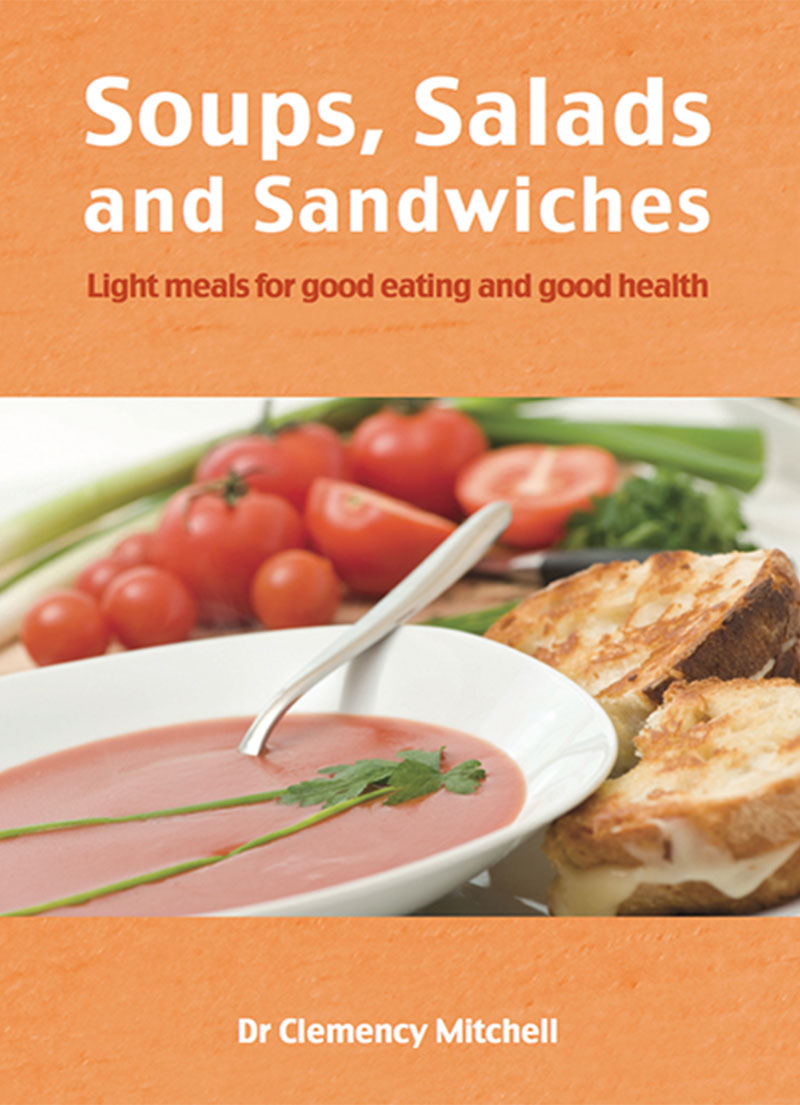 Soups, Salads and Sandwiches - Health Food Books