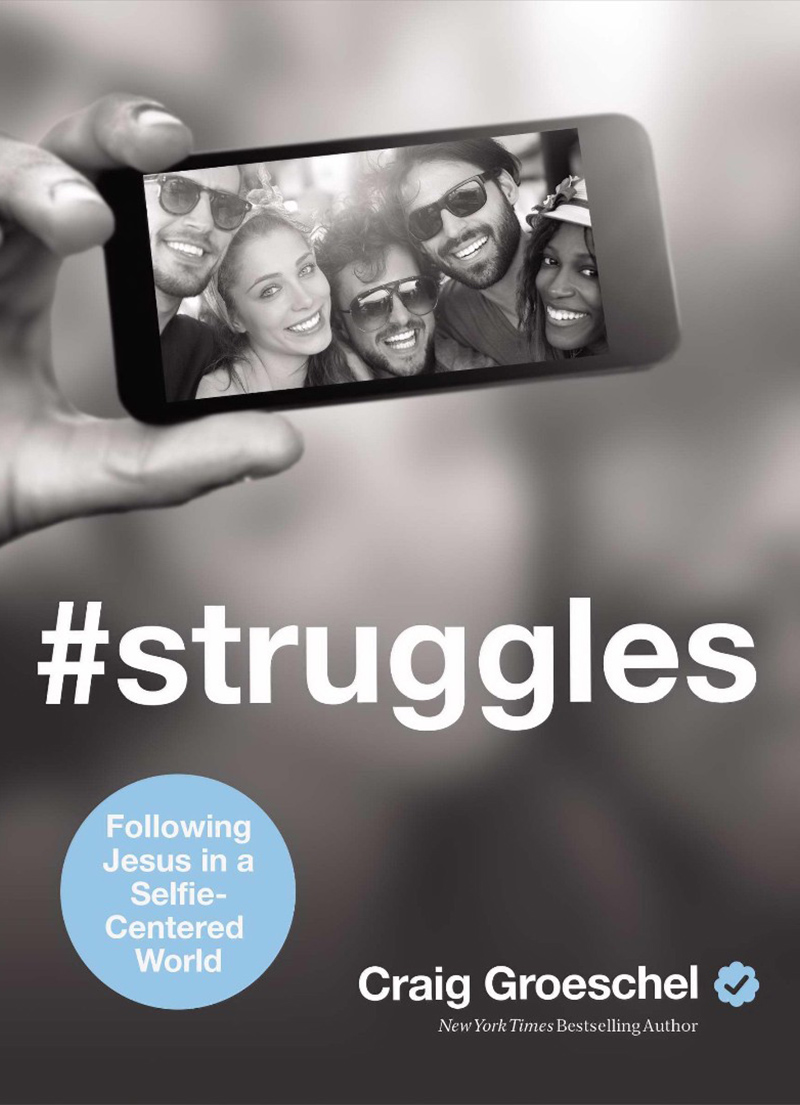 #Struggles Hardcover - LifeSource Christian Bookshop