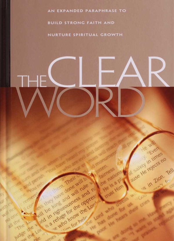 The Clear Word - Christian Books
