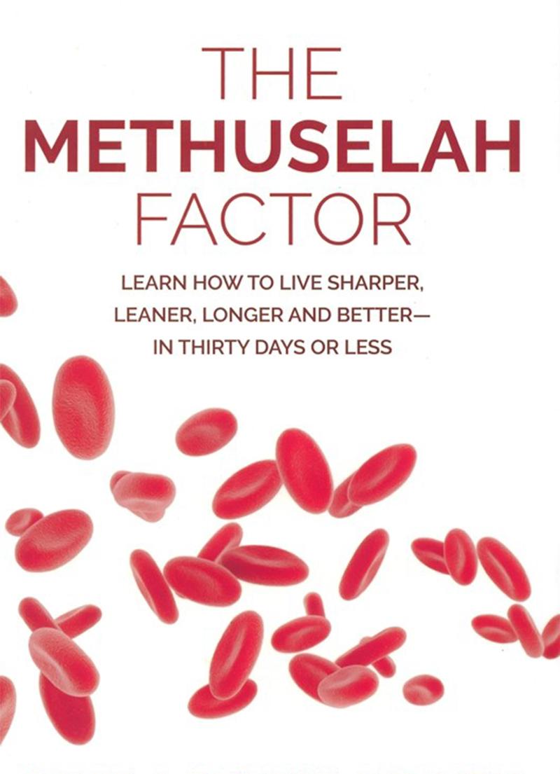 The Methuselah Factor - Health Food Books
