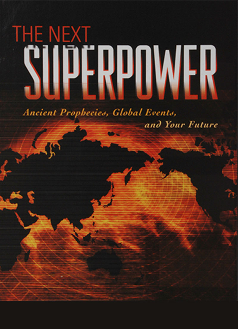 The Next Superpower - LifeSource Christian Bookshop