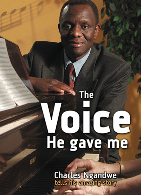 The Voice He Gave Me - LifeSource Christian Bookshop