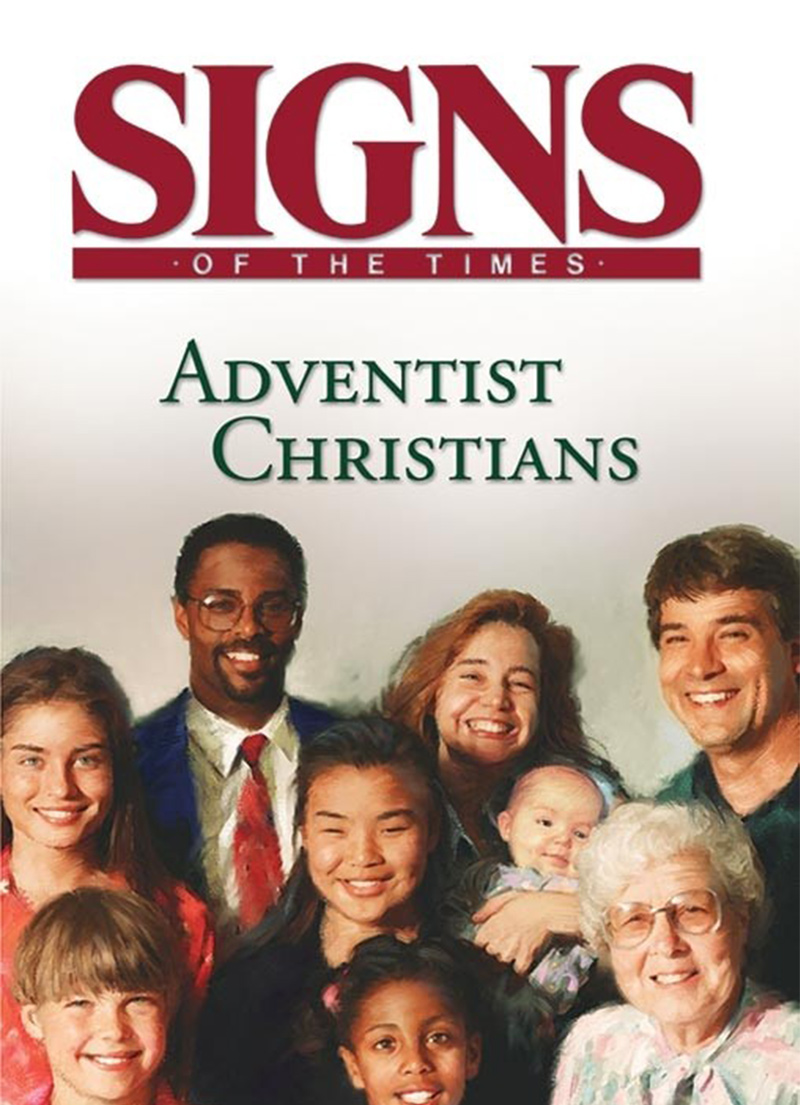 Pocket Signs - Adventist Christians - Pack of 100