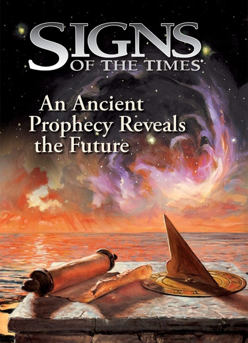 Pocket Signs - An Ancient Prophecy Reveals the Future - Pack of 100