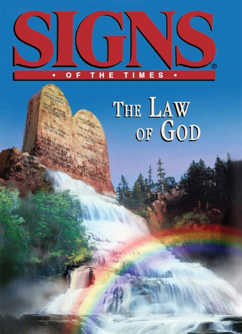 Pocket Signs - Law of God - Pack of 100