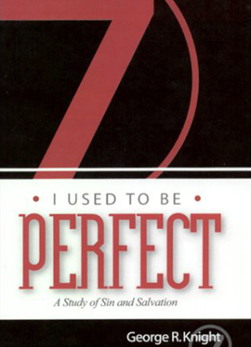 I Used To Be Perfect - LifeSource Christian Bookshop