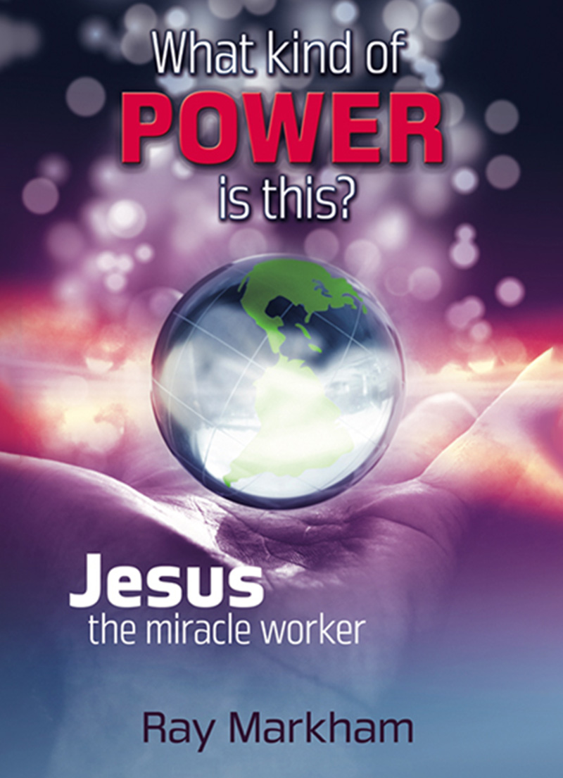 What Kind Of Power Is This? - Miracles