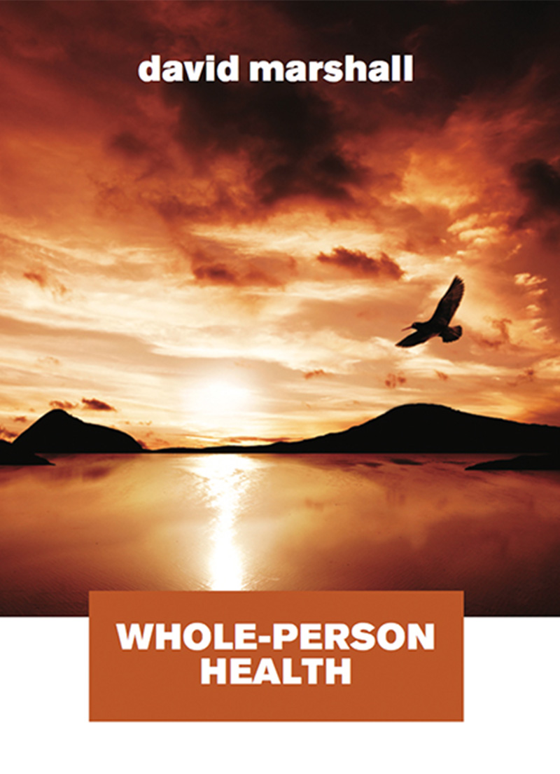 Whole-Person Health - Health Food Books