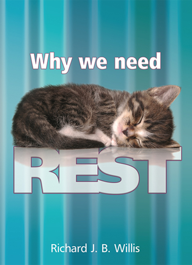 Why We Need Rest - Health Books