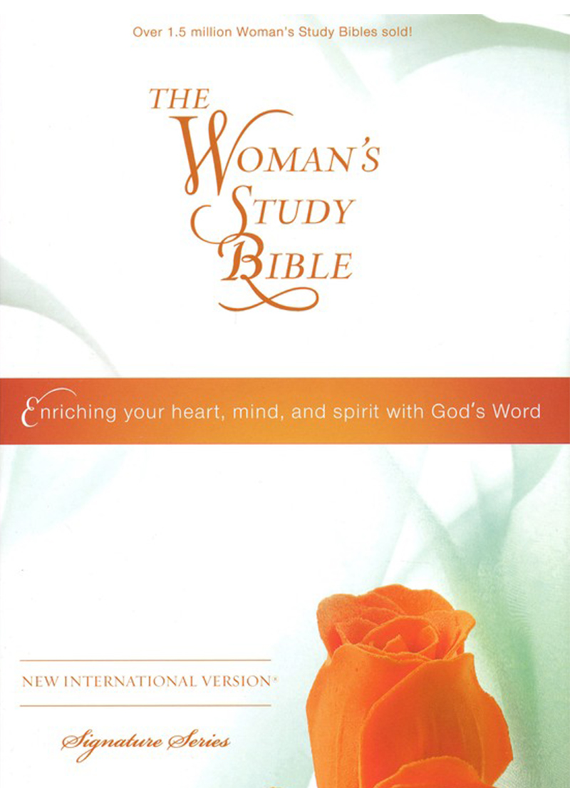 NIV Women's Study (Hardcover) - Bibles