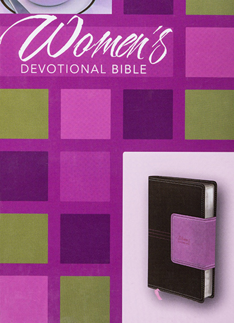 Women's Devotional Bible - Bibles - LifeSource